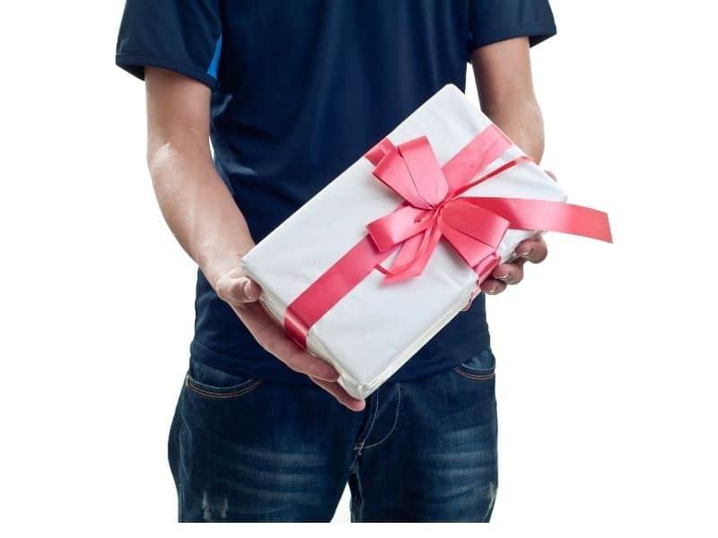 תמונה של חנות מתנות לגבר