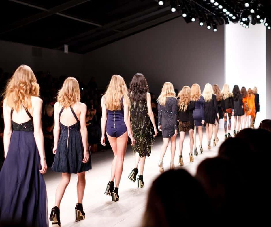 תמונה של שבוע האופנה 2021